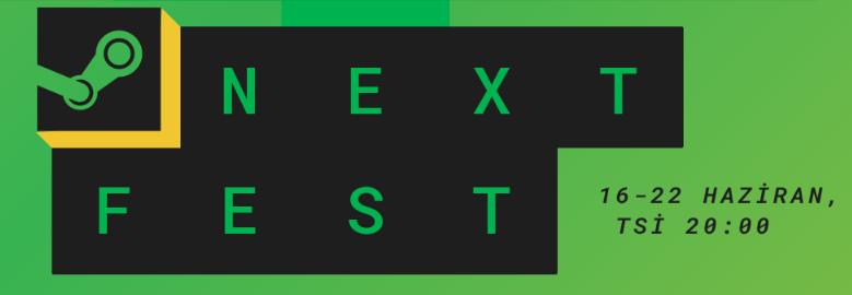Steam Next Fest: Haziran 2021