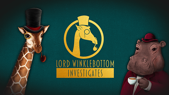 Lord Winklebottom Investigates – First Look